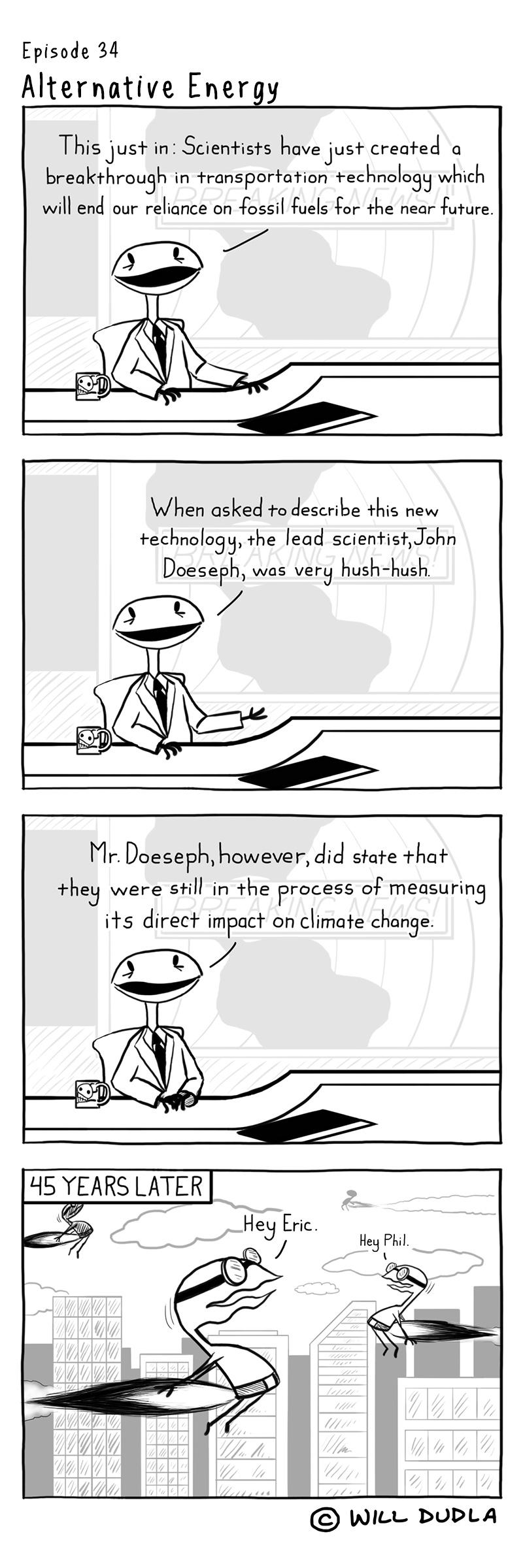 Ep.34 – Alternative Energy