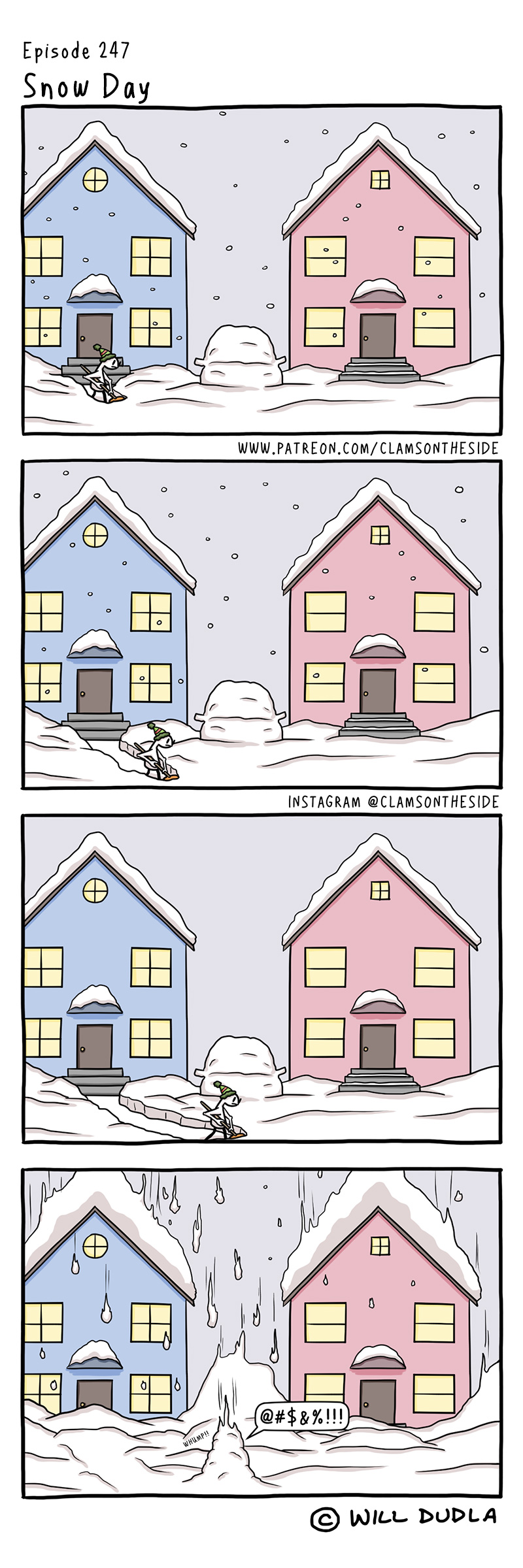 Ep.247 – Snow Day