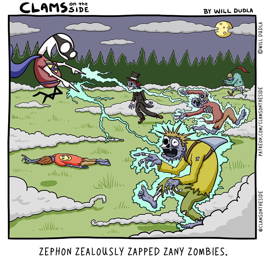 Z for Zephon